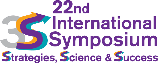 22nd International 3S Symposium logo