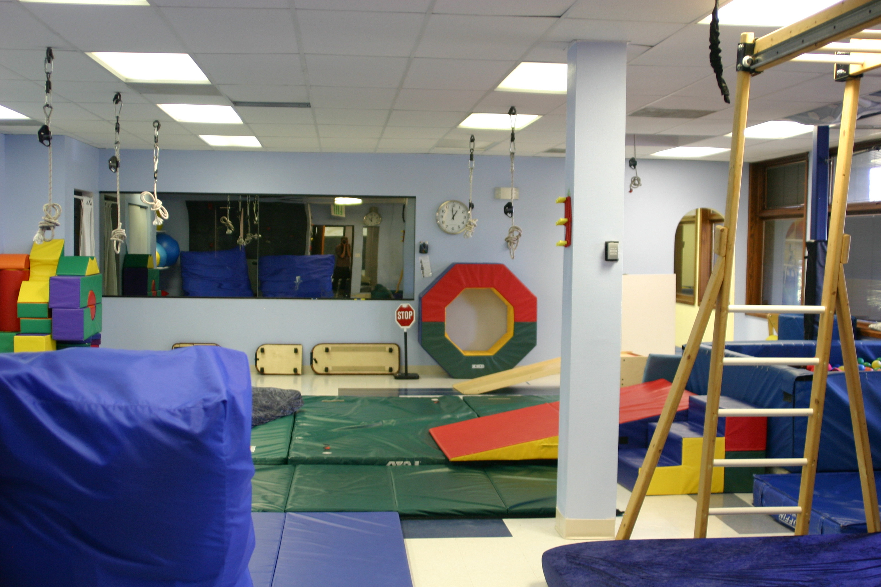 Current sensory gym