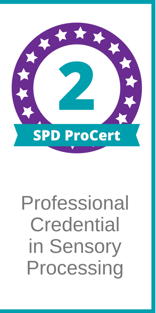 SPD ProCert 2: Professional Credential in Sensory Processing