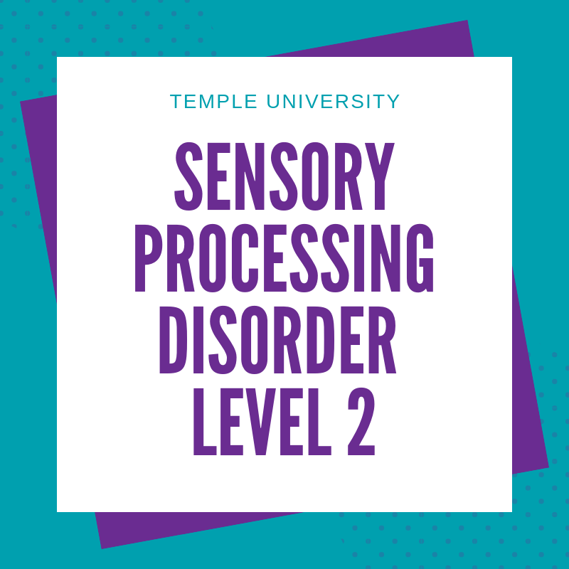 Temple University Sensory Processing Level 2