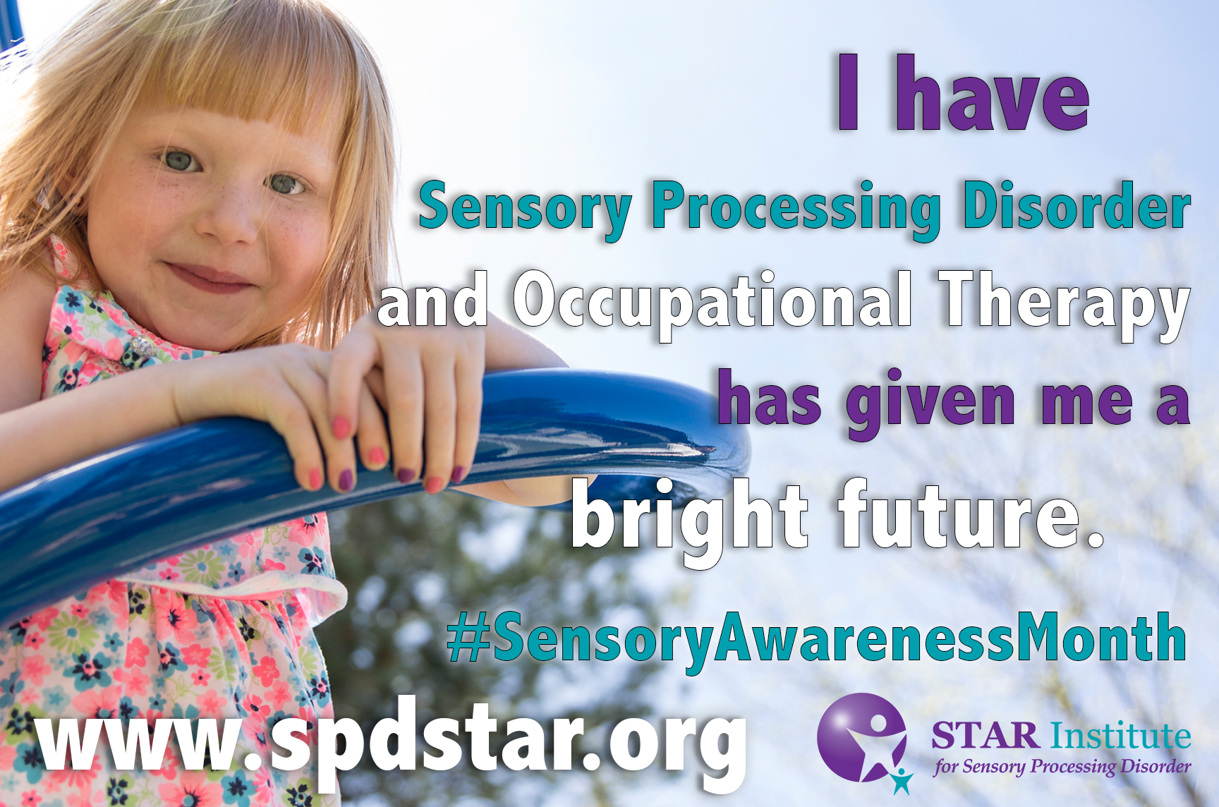 Sensory Awareness Month Image
